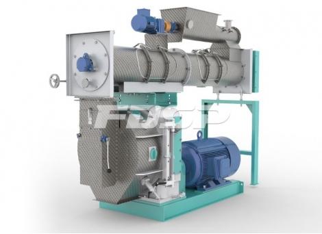 Feed produksjonsmaskiner SZLH508 serie hi