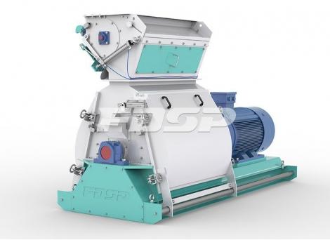 Fôrproduksjonsmaskiner SFSP668 -serien v