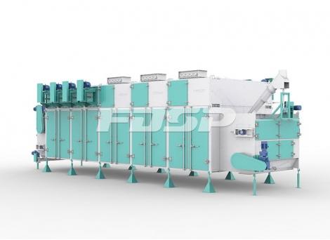 Fôrproduksjonsmaskiner SHGW -serien hori